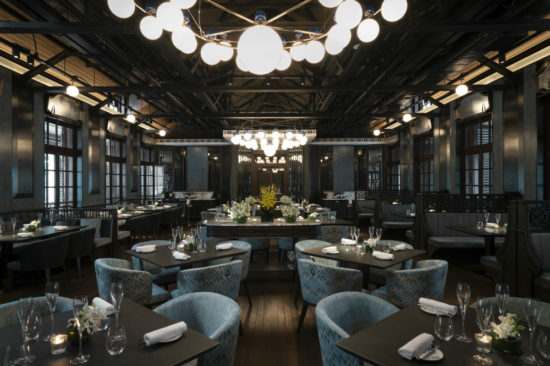 A Video Tour of Aqua's New Restaurants at Tai Kwun